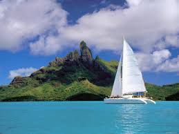 Sailing the beauty of the The Grenadines