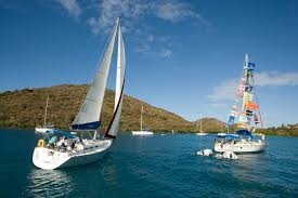 The Best BVI Sailing Anchorages