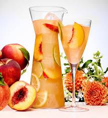 Just Peachy Sangria