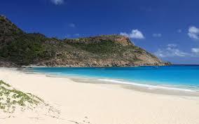 Grand Saline beach, St. Barts