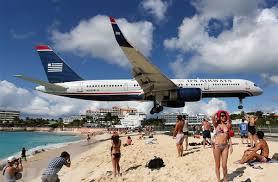 Bucket List Jet Blast St. Maarten stlye