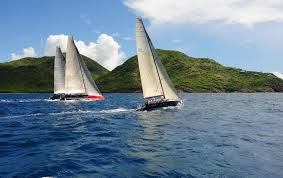 Sailing Antigua
