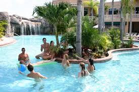 Caliente Resort pool
